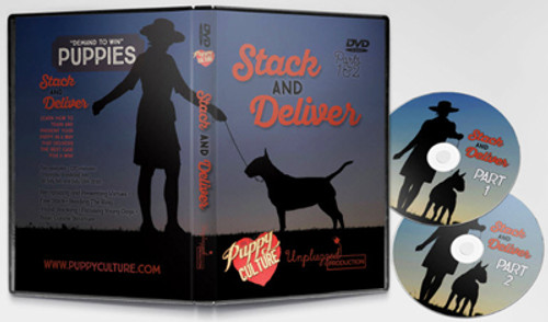 Stack and Deliver Episodes One and Two Dvd