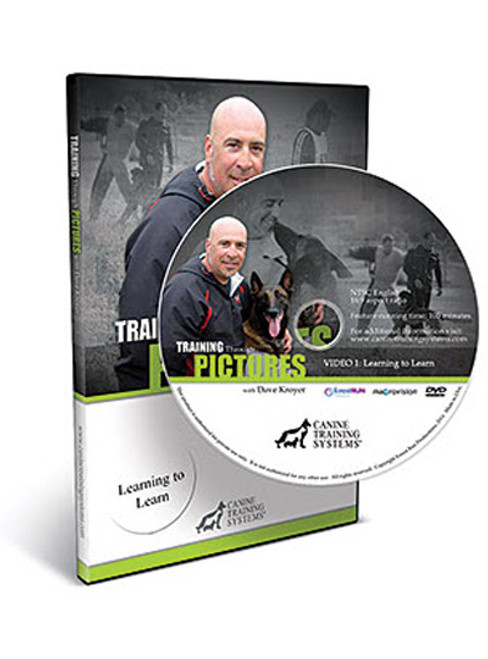 Training Through Pictures With Dave Kroyer: Learning To Learn Dvd