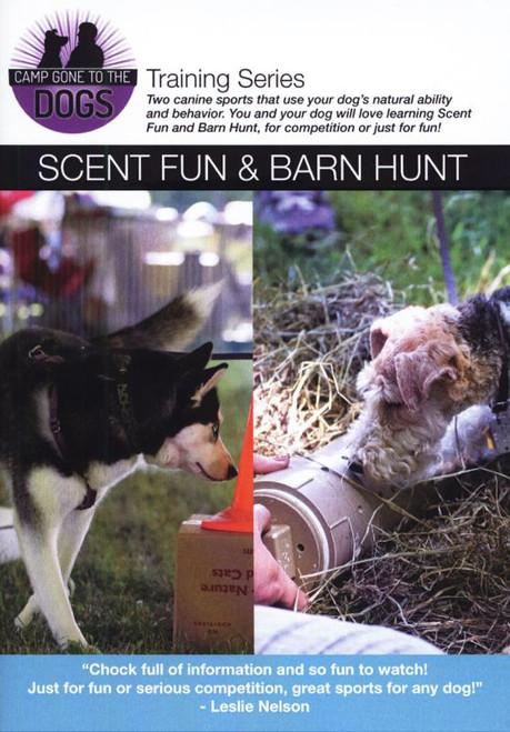 Scent Fun & Barn Hunt Dvd