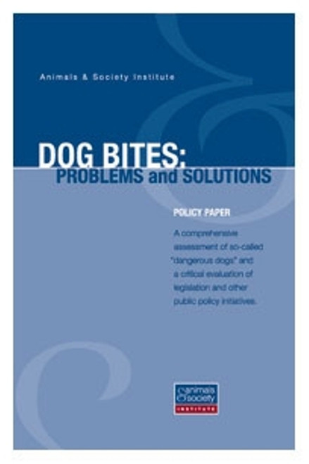 Ebook: Dog Bites Problems and Solutions