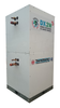 Commercial 20 Ton DX2W-3 Module showing tandem refrigeration connections.