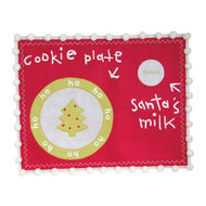 Personalized Baby Gifts | Santa's Placemat
