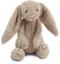 Monogrammed Jellycat Bunny   Beige