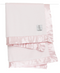 Little Giraffe Luxe Blanket | Pink