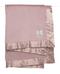 Little Giraffe Luxe Blanket | Dusty Pink