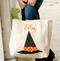 Personalized Halloween Bag | Witch Hat