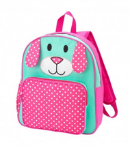 Back to School | Preschool Backpack Pink Puppy