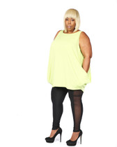 2pc tent dress with tights