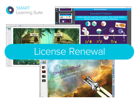 Renewal - SMART Learning Suite (includes Notebook)