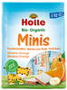 Holle Organic (Bio) Minis: Banana and Orange Fruit Bars (8 x 12.5g)