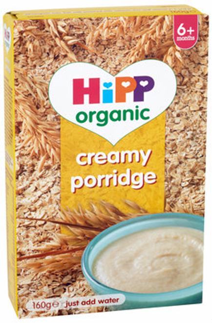 HiPP Creamy Porridge Organic Baby Cereal (160g)