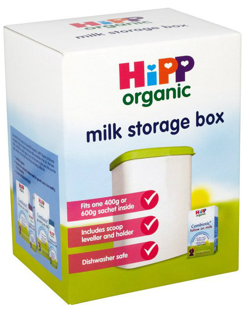 HiPP Milk Formula Storage Box
