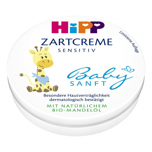 HiPP Baby Soft: Delicate Cream (Zartcreme) (75ml)