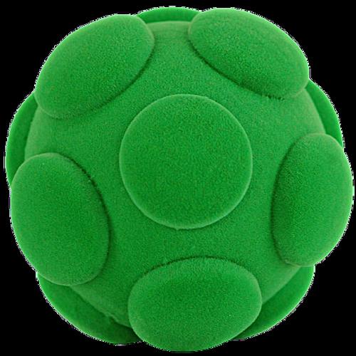 """Rubbabu Soft and Natural Toys: Green Submarine Ball  (4"""")"""