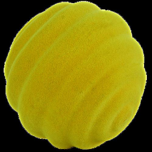 "Rubbabu Soft and Natural Toys: Yellow Top Ball  (4"")"