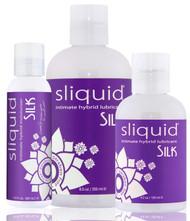 Sliquid-Naturals Silk Intimate Hybrid Lubricant