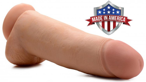 Cody SkinTech Realistic 12 Inch Dildo by TrueTouch