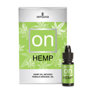 ON Hemp Female Arousal Oil by Sensuva