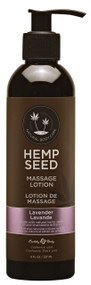 Hemp Seed Massage Lotion by Earthly Body-Lavender