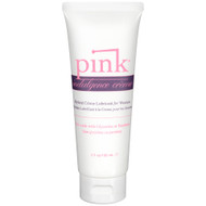 Pink Indulgence Creme Hybrid Lube for Women by Pink Lubricants