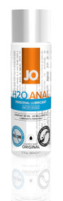 JO H2O Anal Original Water Based Lubricant by System JO-2 oz