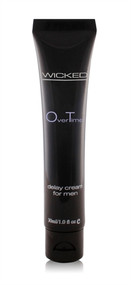 OverTime Delay Cream for Men by Wicked Sensual Care