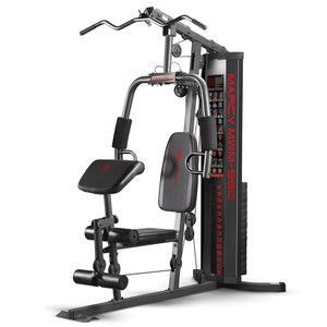 The Marcy 150 lb. Stack Home Gym MWM-990 is essential for building the best home gym