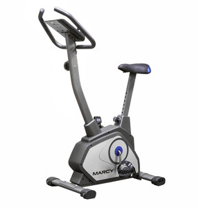 The Magnetic Upright Bike NS-40504U by Marcy brings a high intensity interval training to your home gym