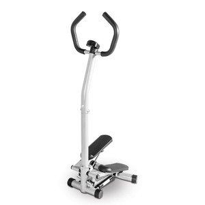 The Marcy Mini Stepper with Assist Handles MS-95 is an efficient small cardio machine