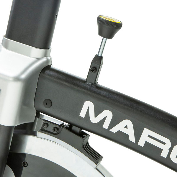 The Marcy Revolution Cycle JX-7038 has a sturdy durable frame