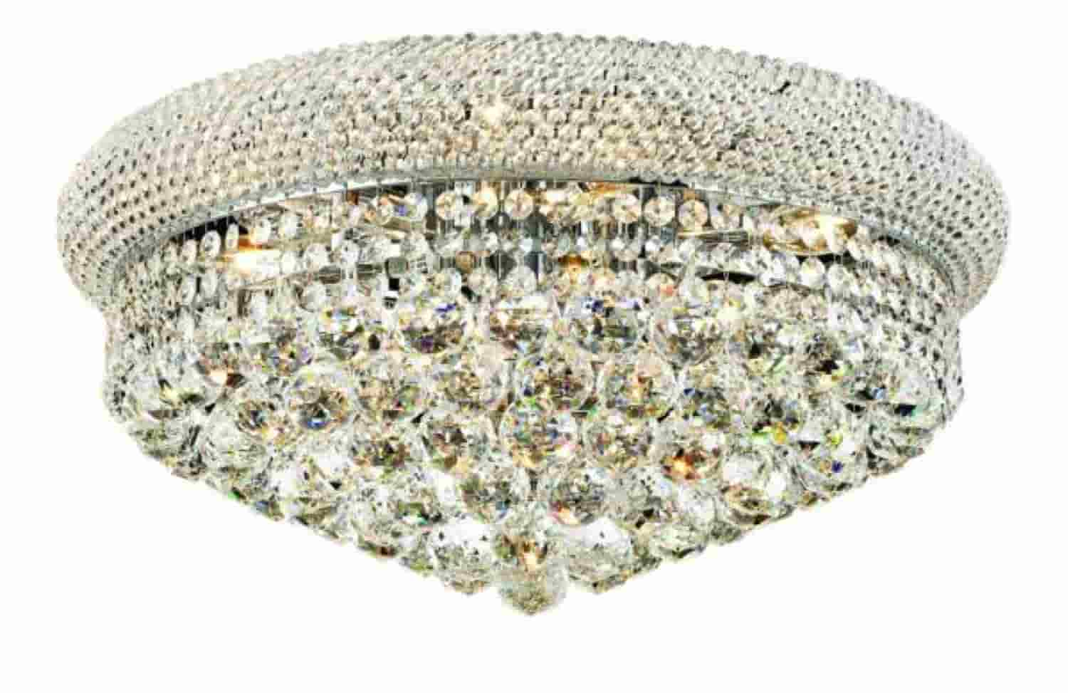 flush-mount-chandeliers