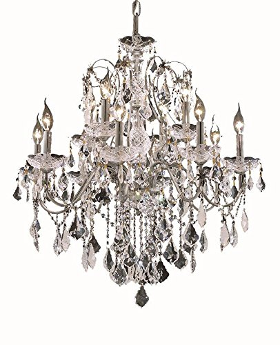 Victorian Crystal Chandeliers