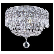 Empire Flush mount crystal chandeliers KL-41037-109-C