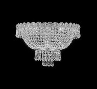 Flush mount crystal chandeliers KL-41037-1610-C