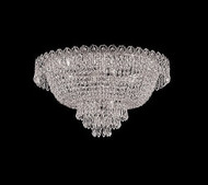 Flush mount crystal chandeliers KL-41037-1810-C