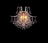 Contour Crystal Wall Sconces KL-41038-1614-G