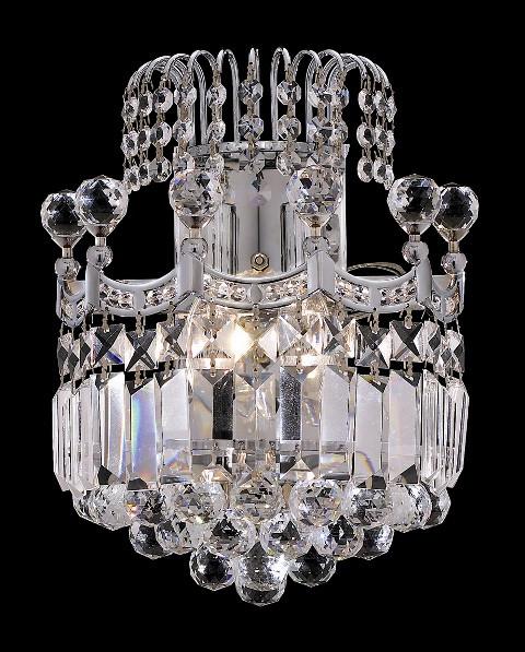 Royal Crystal Wall Light KL-41042-1212-C