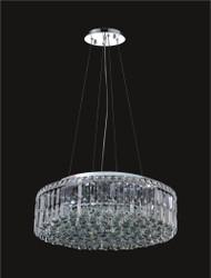 12 Light Modern maxim Crystal Chandeliers KL-41046-24