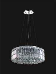 12 Light Modern maxim Crystal Chandeliers KL-41046-20