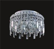 4 Light Modern maxim Crystal Chandeliers KL-41047-14