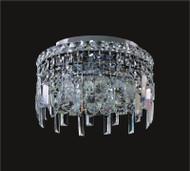 4 Light Modern maxim Crystal Chandeliers KL-41047-12