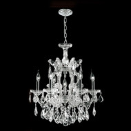6 Light Maria Theresa crystal chandeliers KL-41039-20-C