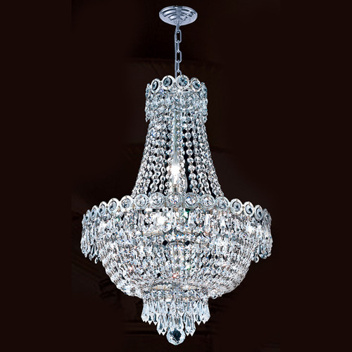 Empire Crystal Chandelier1900D16C