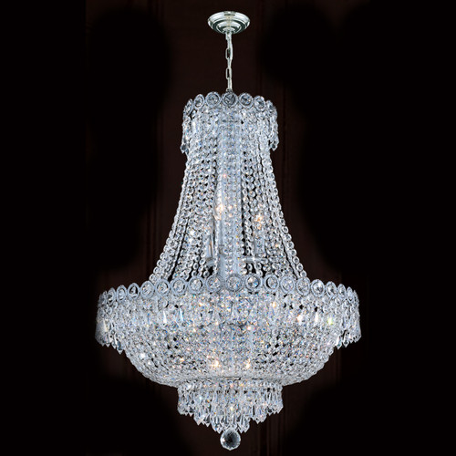 Empire Crystal Chandelier1900D20C