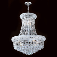 Bagel crystal chandeliers KL-41035-1620-C