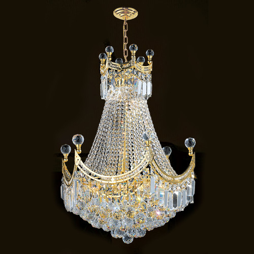 Royal Crystal chandeliers KL-41042-2028-G