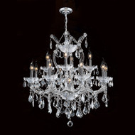 13 Light Maria Theresa crystal chandeliers KL-41039-2627-C