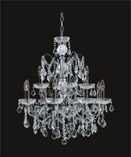 Victorian Crystal Chandeliers KL-41033-2828-C