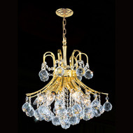 Contour Crystal Chandeliers KL-41038-1620-G