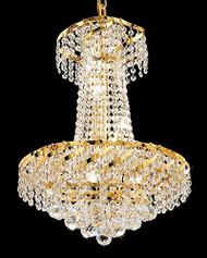 Cinderella Crystal Chandeliers KL-41041-1822-G